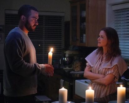 Jesse Williams & Sarah Drew as Jackson Avery & April Kepner in 'Grey's Anatomy' Season 17