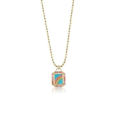Il Arco Mini Tarot Necklace