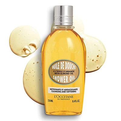 L'Occitane Cleansing And Softening Almond Shower Oil