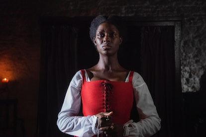 Anne Boleyn Channel 5 Jodie Turner Smith