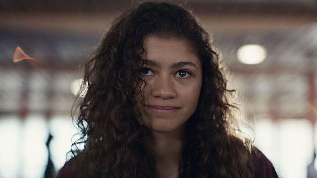 Zendaya plays Rue Bennett in 'Euphoria.'