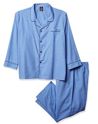 Hanes Woven Pajama Set