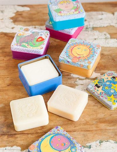 Pre De Provence Zodiac Tin Bar Soap