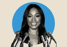 Cari Champion talks to Bustle about leaving ESPN and her new podcast.