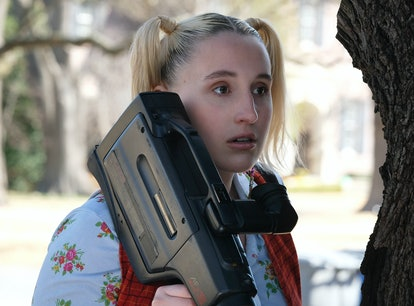 HARLEY QUINN SMITH as Mallory in Freeform's 'Cruel Summer'