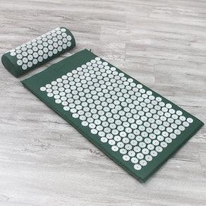 Sivan Health & Fitness Acupressure Mat & Pillow Set