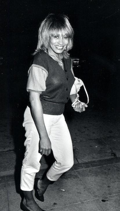 Tina Turner street style
