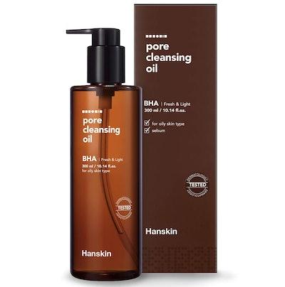 Hanskin Pore Cleansing Oil
