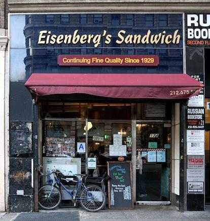 Eisenberg's Sandwich in 2019