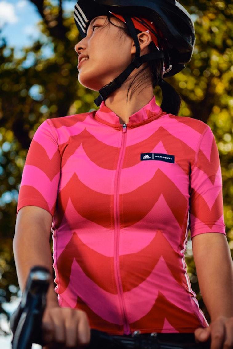 Adidas Marimekko Cycling Jersey