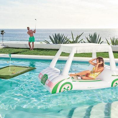 FUNBOY Floating Golf Cart