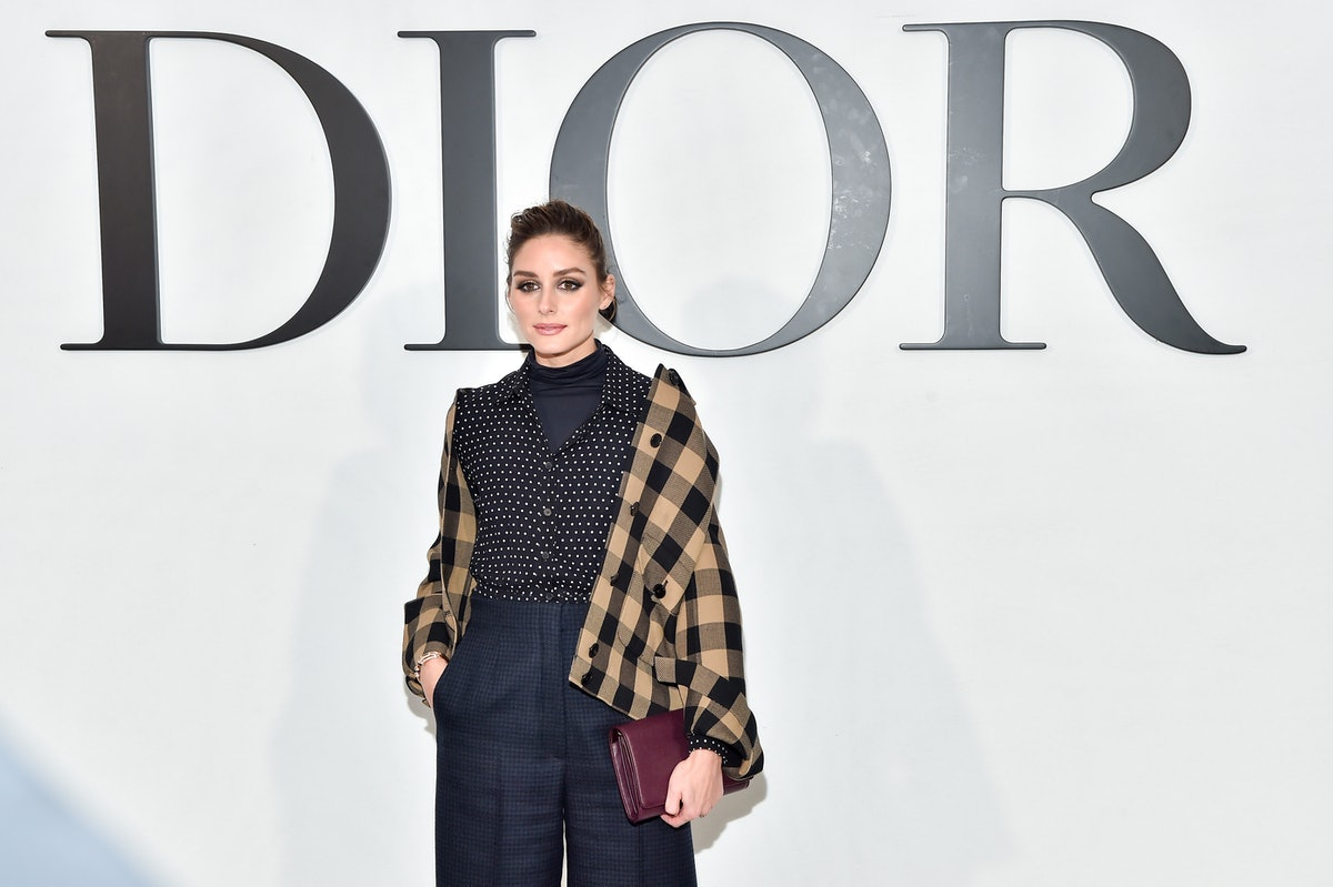 Olivia Palermo at a Dior event