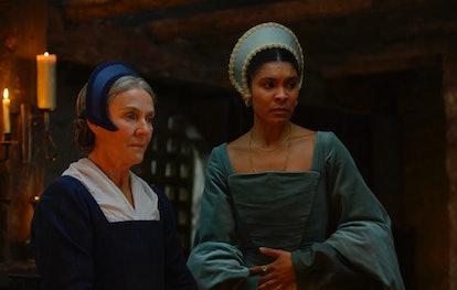 Anne Boleyn Amanda Burton Thalissa Teixeira