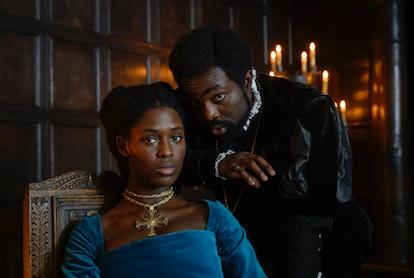 Anne Boleyn Channel 5 Jodie Turner Smith Pappa Essiedu