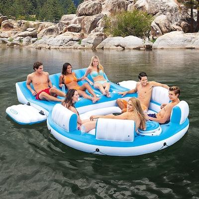 Intex Splash 'N Chill Inflatable Relaxation Island
