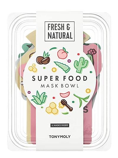 TONYMOLY Superfood Mask Bowl