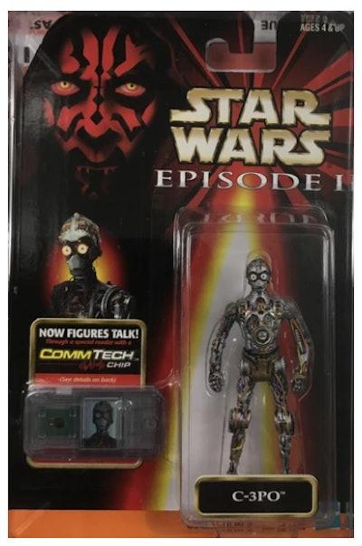 C3PO Figurine