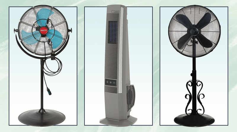 best outdoor standing fans
