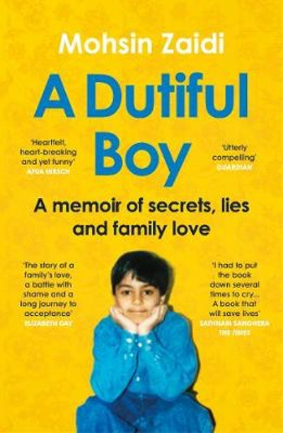 'A Dutiful Boy' by Moshin Zaidi