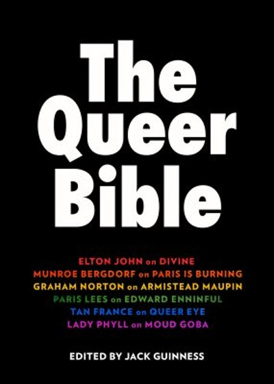 'The Queer Bible' edited by Jack Guinness