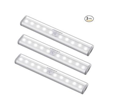 URPOWER Motion Sensor Light (3-Pack)