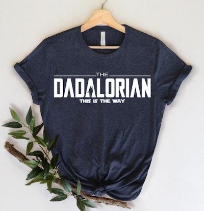 BluebonnetApparel Dadalorian Shirt