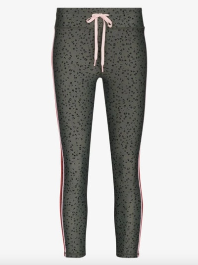 The Upside Teeny Leopard Printed Leggings