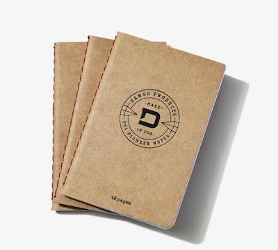 Dango Pocket Notebooks