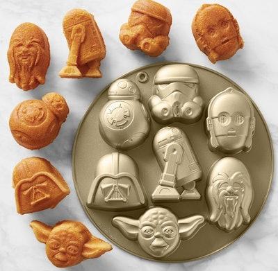 Star Wars Cakelet Pan