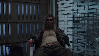 Thor Lebowski in Avengers: Endgame