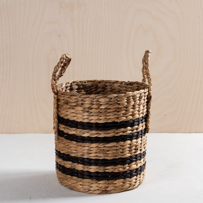 Abia Stripe Basket
