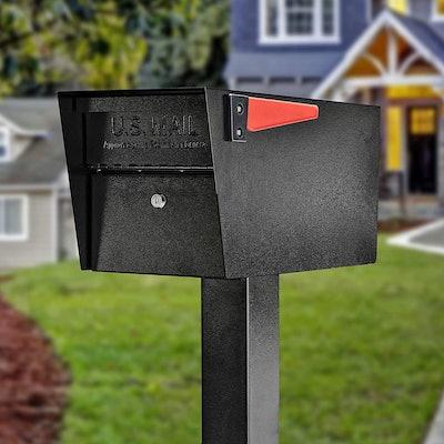 Mail Boss Mail Manager Locking  Mailbox