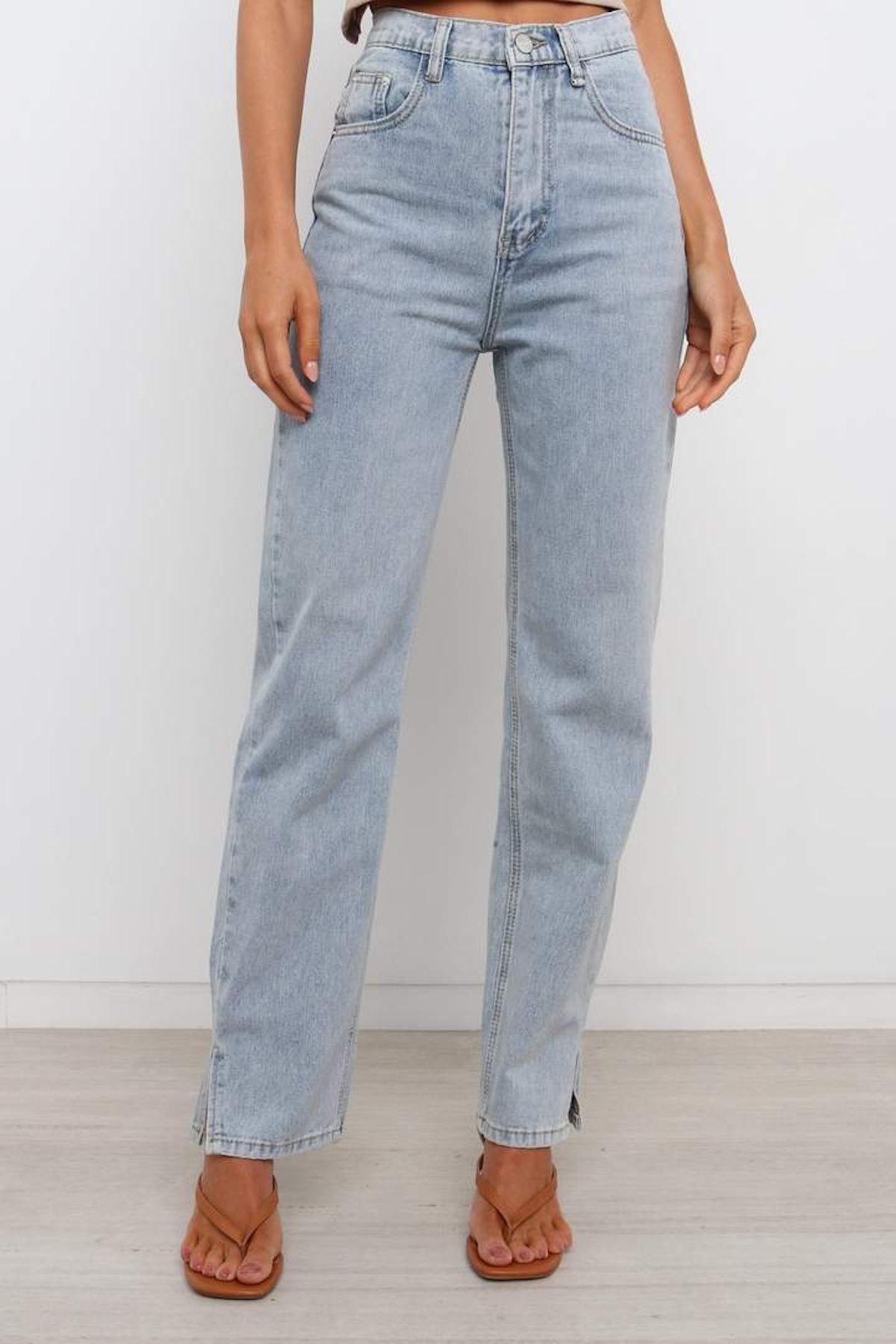 Westland Jeans in Light Wash