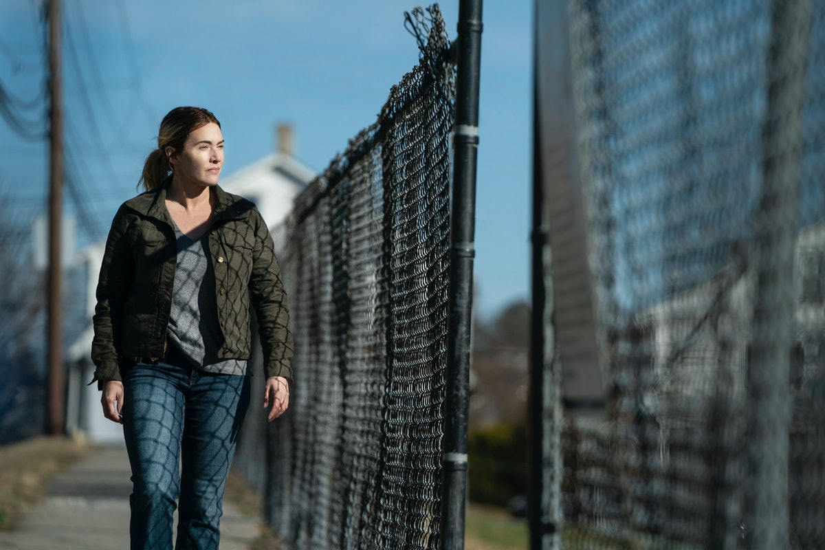 Kate Winslet in HBO's 'Mare of Easttown'