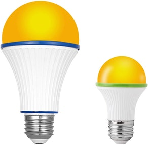 KINUR Sleep Aid Light Bulb