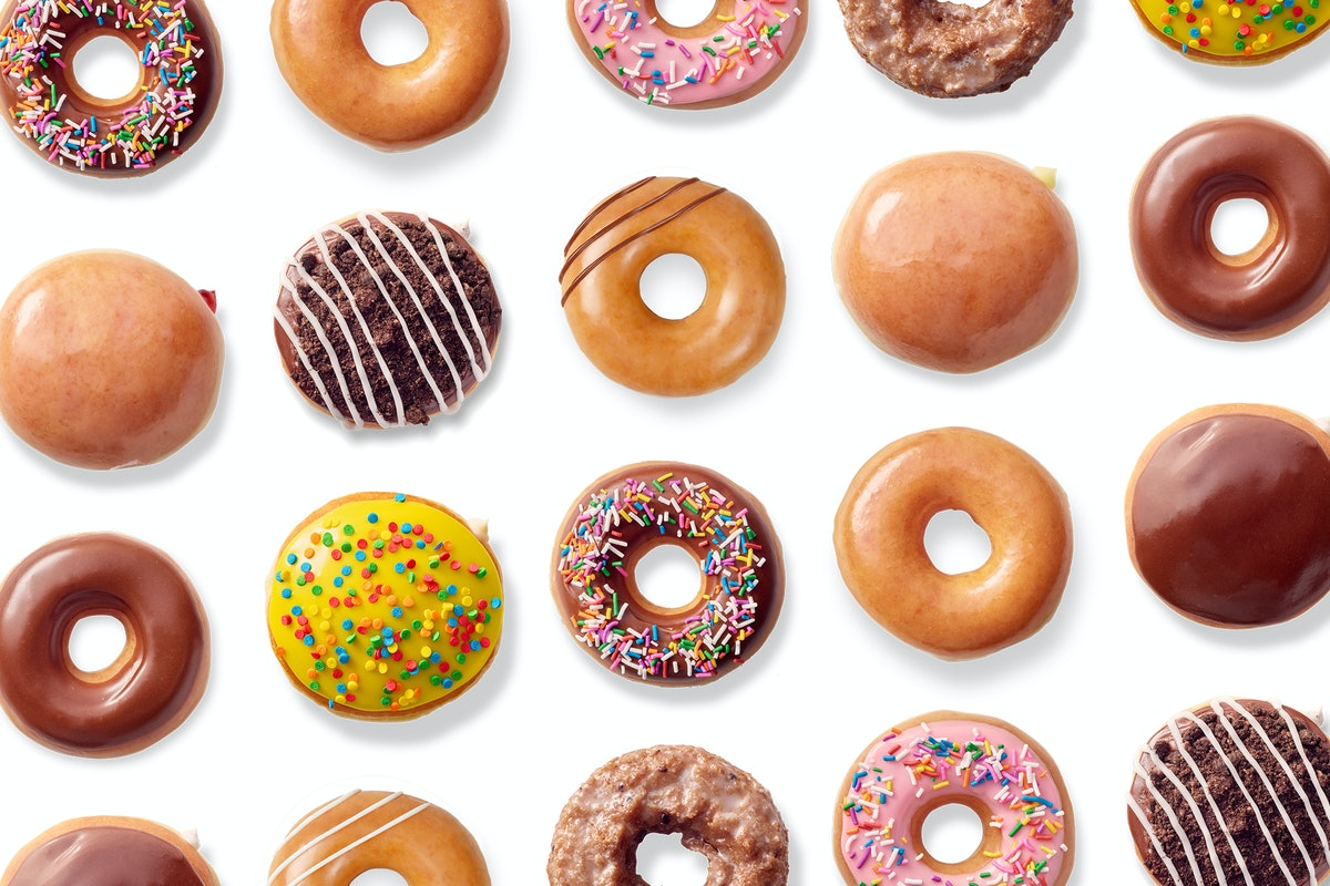 These National Doughnut Day 2021 deals include a Krispy Kreme promo.