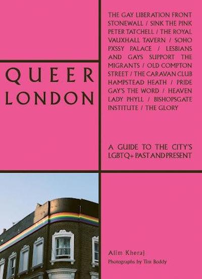 'Queer London' by Alim Kheraj