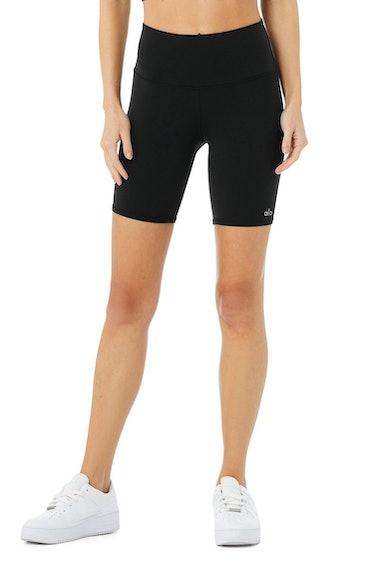 High-Waist Biker Short