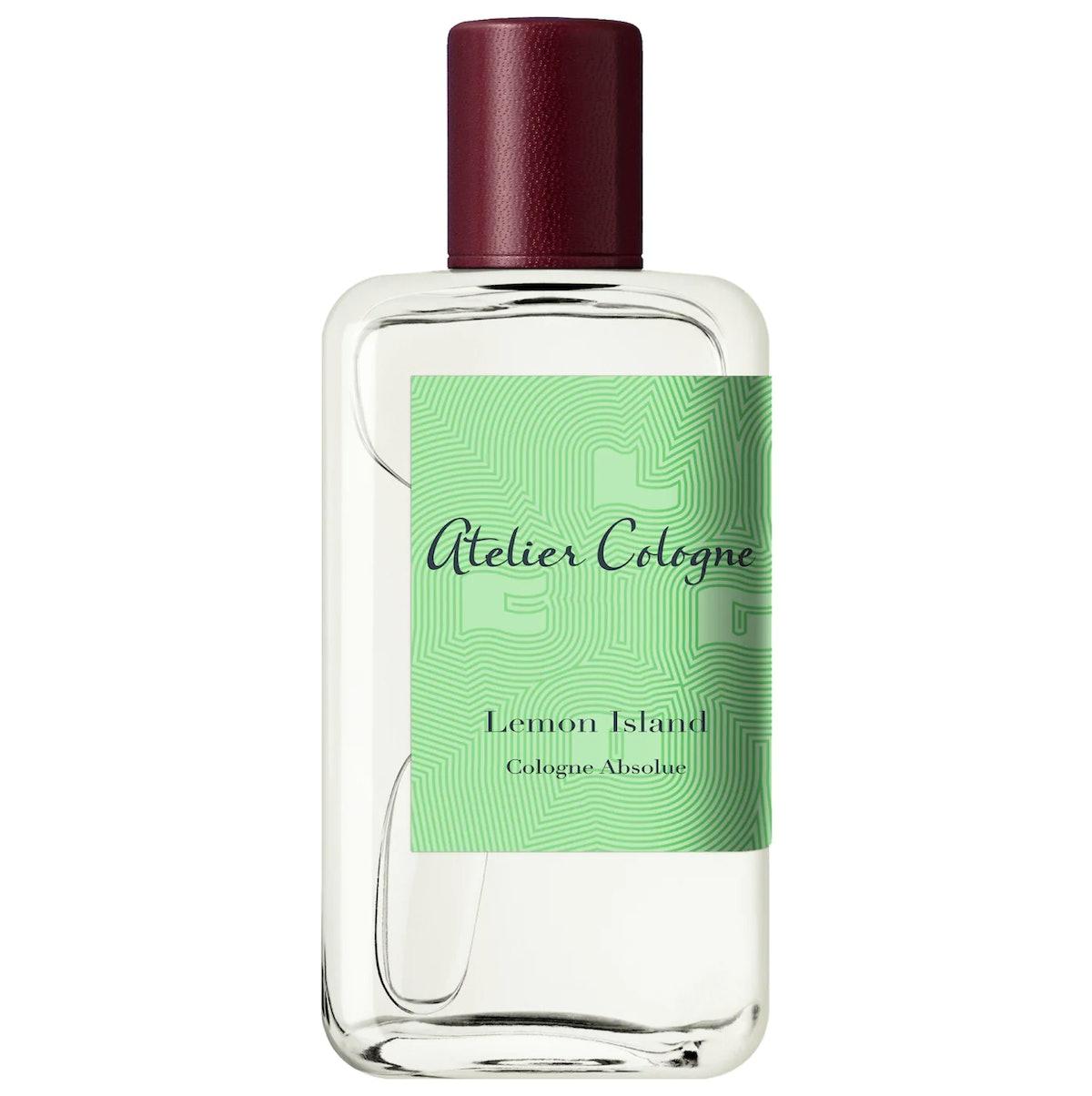 Lemon Island Pure Perfume