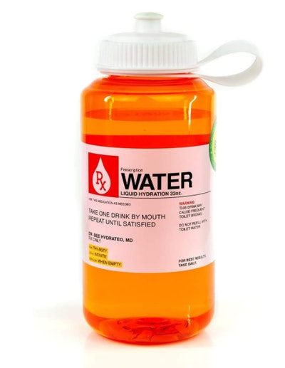 Prescription Water Bottle 32 Oz