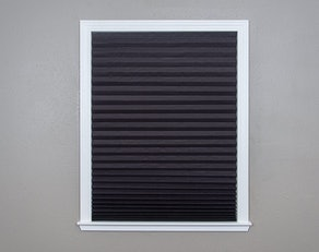 Redi Shade Blackout Pleated Paper Shade