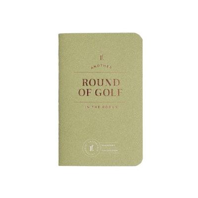 Round of Golf Passport