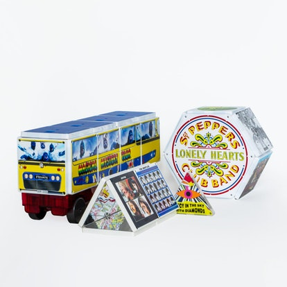 the beatles collection magna tiles