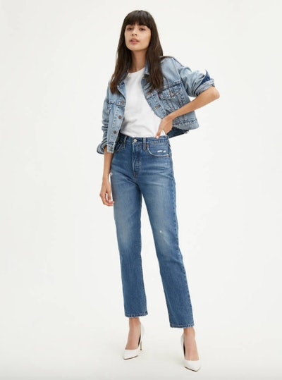 Premium 501 Original Fit Womens Jeans