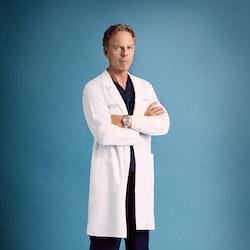 Greg Germann played Tom Koracick for four seasons on 'Grey's Anatomy.' Photo via ABC