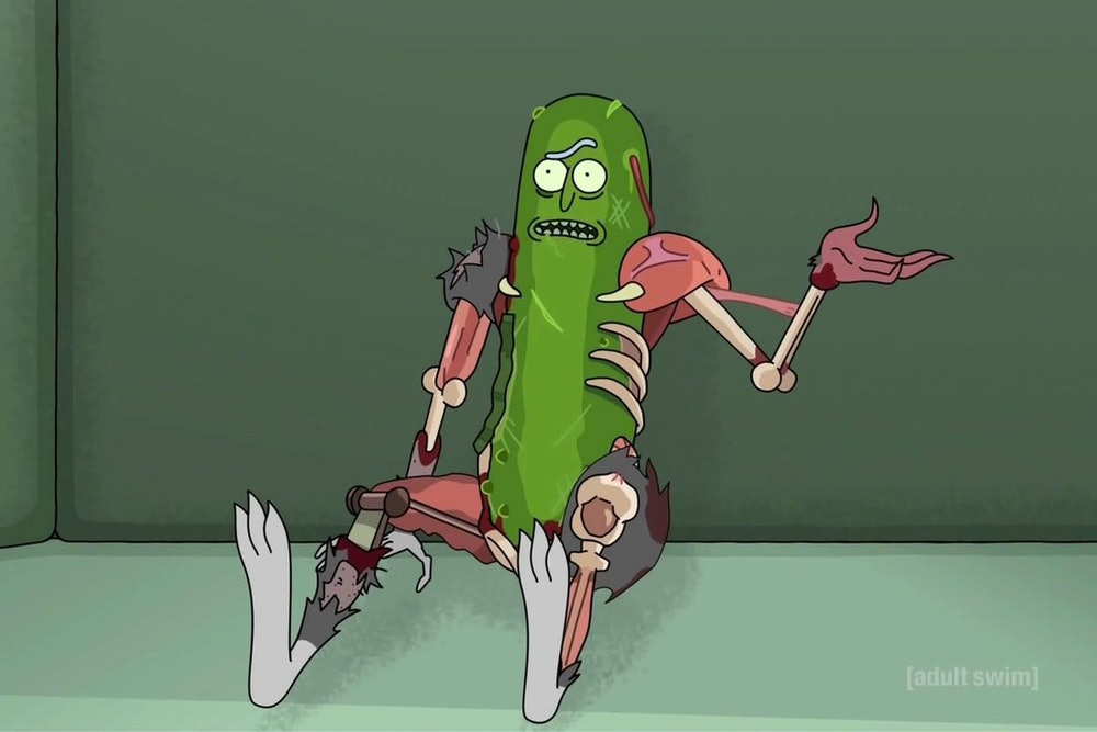 Rick grew emotionally in Season 3 Episode 3, but he quickly reverted to his terrible old self.