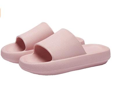 POUGNY Slide Sandals