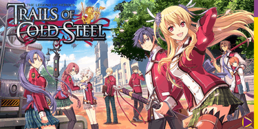 Art from 'Trials of Cold Steel'