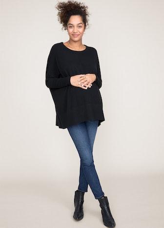 The Nearly Skinny Maternity Jean