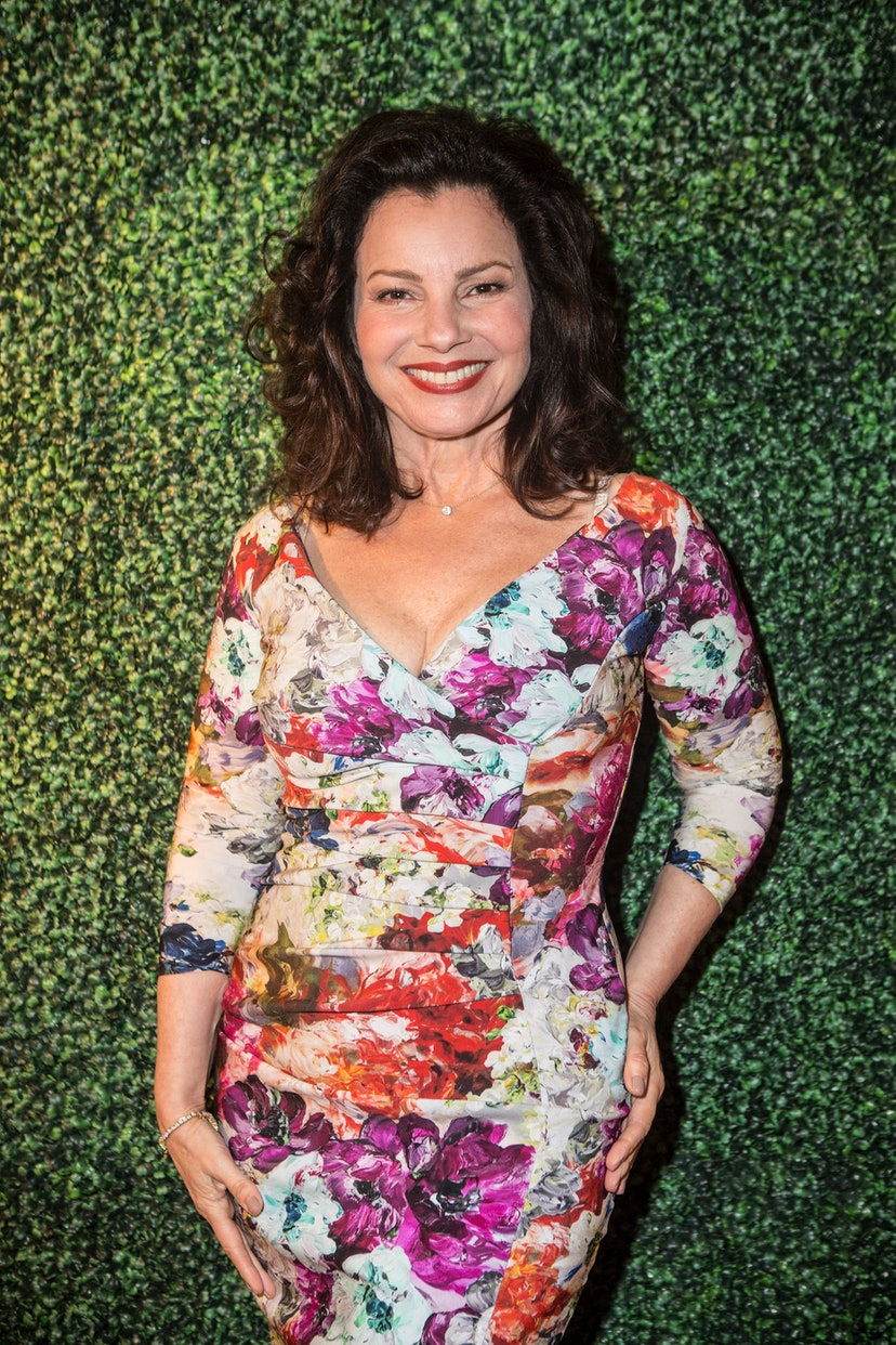 """Fran Drescher attends Envise's 4th Annual Gala Fundraiser """"Pretty In Pink 80's Prom"""" Benefiting American Cancer Society And Cancer Schmancer at Fashion Island Hotel on June 29, 2019 in Newport Beach, California."""